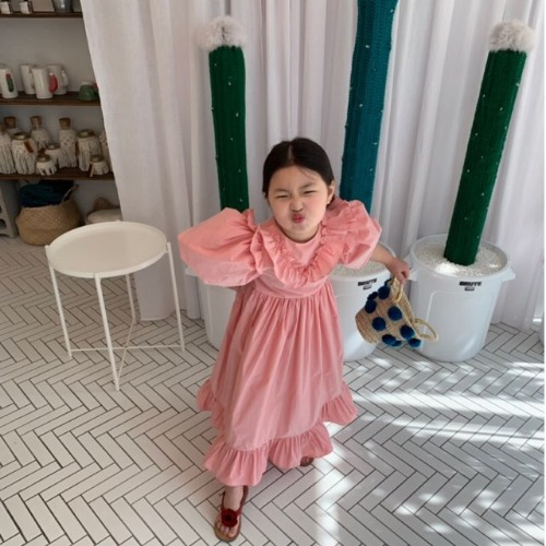 2019 Isabel Dress, 마망살롱